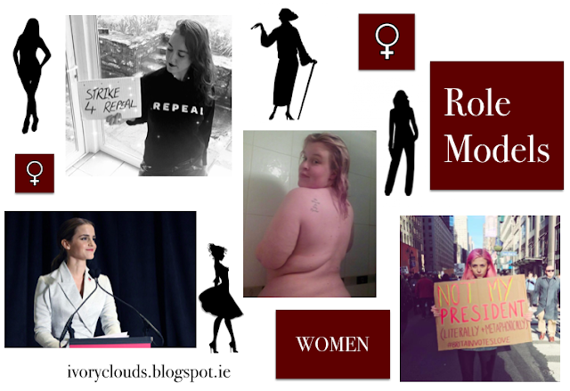 female role models to inspire women