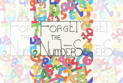 Forget the number delorentos art journal