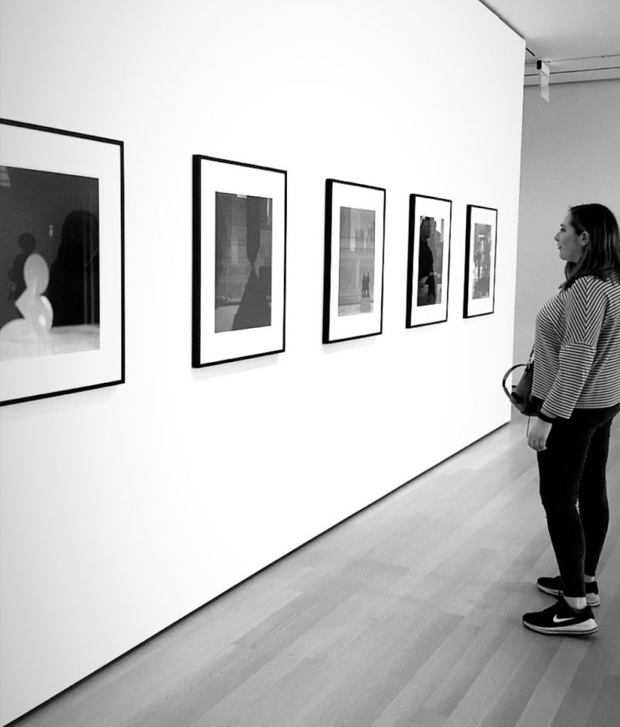 New York at the MOMA